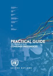 Practical Guide to Producing Consumer Price Indices - UNECE