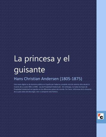 Andersen_LaPrincesayelGuisante
