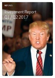 Investment Report Q1 / Q2 2017