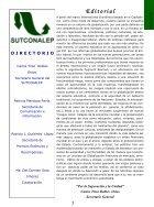 Gaceta Sutconalep No. 10 - Page 3