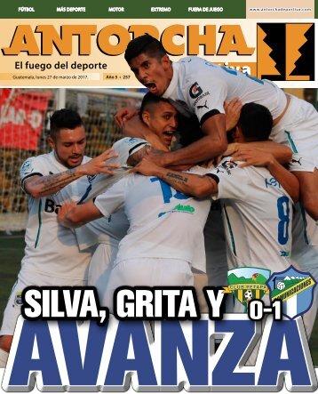 Antorcha Deportiva 257