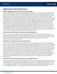 Global Piyasalar Bülteni - Page 3