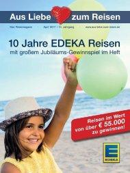 EDEKA-Reisemagazin-April 2017