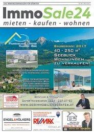 Immobilienmagazin Kärnten - Ausgabe März 2017