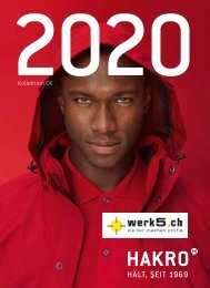 werk5 - HAKRO Katalog 2019