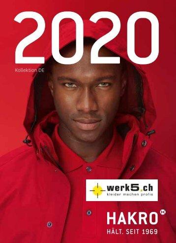 werk5 - HAKRO Katalog 2018