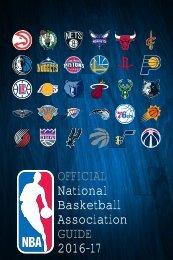 OFFICIAL National Basketball Association GUIDE 2016-17