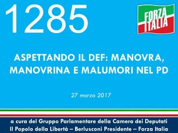 1285-ASPETTANDO-IL-DEF-MANOVRA-MANOVRINA-E-MALUMORI-NEL-PD