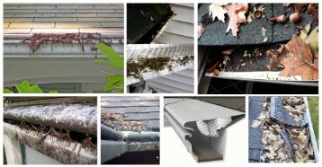 All about gutter guard system