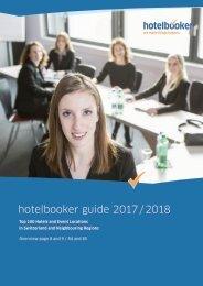 Hotelbooker Guide 2017/2018