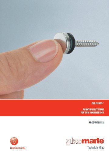 GM PUNTO, Punkthaltesystem - Produktflyer
