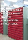 GM PICO, Punkthaltesystem - Produktflyer - Seite 2