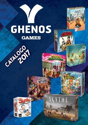 catalogo Ghenos 2017
