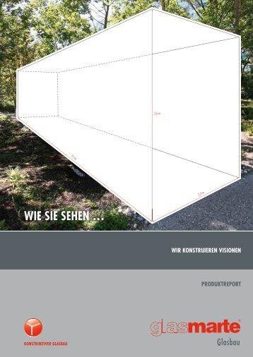 Konstruktiver Glasbau - Produktreport