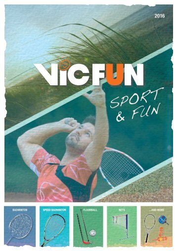 VICFUN Katalog 2016/2017