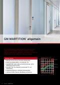 GM MARTITION - Produktfolder - Seite 4