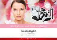Beauty-Broschüre