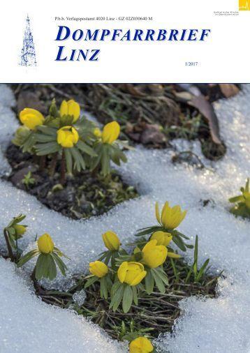 Dompfarrbrief Linz 2017/01