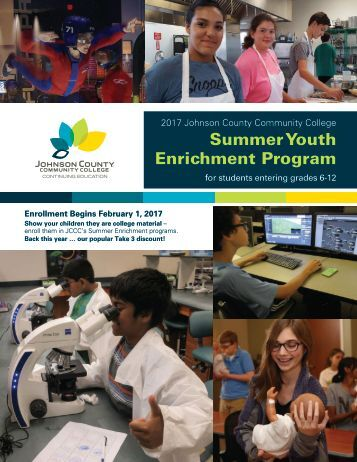 Summer Youth Enrichment Program