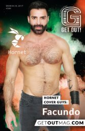 Get Out! GAY Magazine – Issue 309 – March 29, 2017