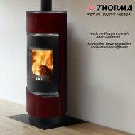 Katalog Thorma Design Kaminöfen