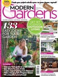 Modern Gardens - April Digital Sampler