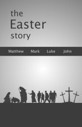Easter Bible - Digest Version