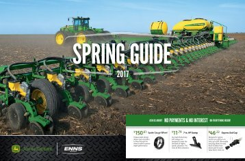 SPRING GUIDE