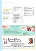 Gesundheitswegweiser Recklinghausen 2. Auflage - Page 6
