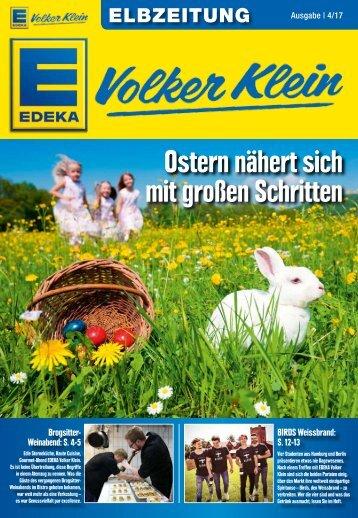 Ostern nähert sich mit großen Schritten