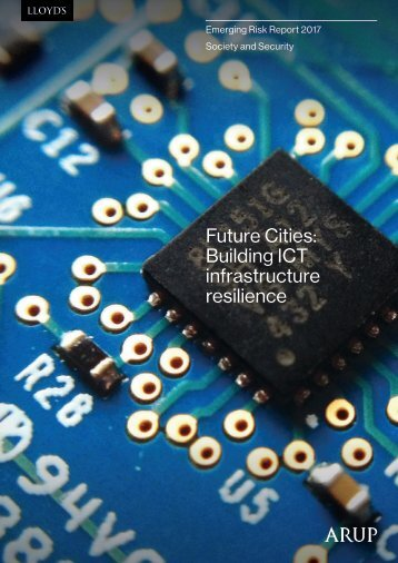 Future Cities Building ICT infrastructure resilience