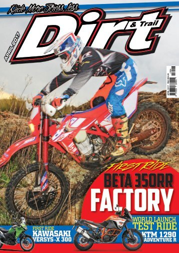Dirt and Trail April 2017