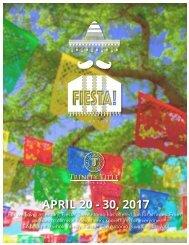 APRIL 20 - 30 2017