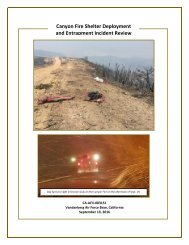 Synthesis of Knowledge of Extreme Fire Behavior