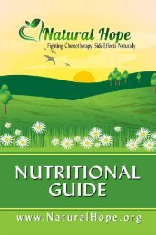 Natural-Hope-Nutritional-Guide