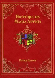 História Antiga da Magia