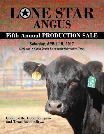 2017 Sale Catalog