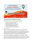 Conversion Masters Review demo - $22,700 bonus - Page 2
