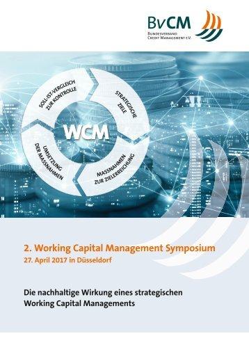 EOS Deutschland GmbH - Partner beim 2. Working Capital Management Symposium