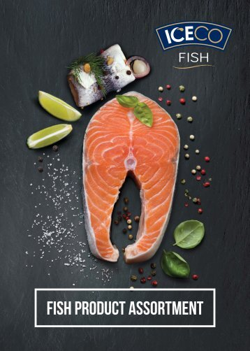 ICECO Fish 2017 Catalog