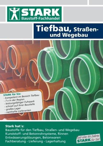 STARK Tiefbau Katalog 2017