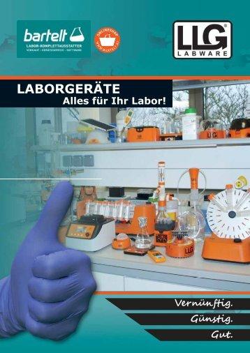 Laborgeräte (Labware)