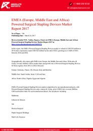 EMEA-Europe-Middle-East-and-Africa-Powered-Surgical-Stapling-Devices-Market-Report-2017
