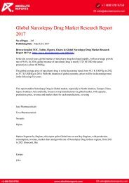Narcolepsy-Drug-Market-Research-Report-2017