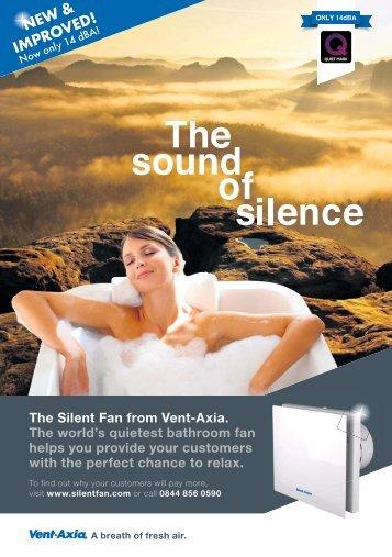 Silent Fan Catalogue