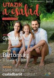 Utazik a család magazin 0. szám
