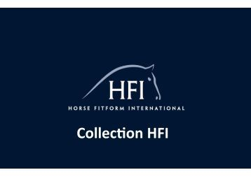 Catalogue HFI New