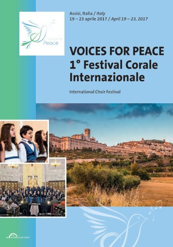 Assisi 2017 - Program Book