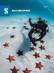 SCUBAPRO Katalog 2017