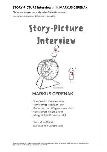 Story_Picture_Interview_Markus Cerenak_inkl. Illustrationen und Titelbild